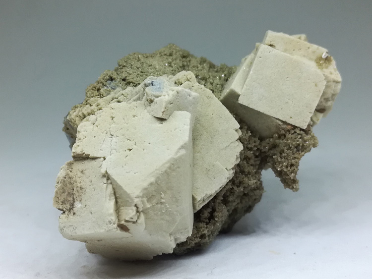 Quartz and asbestos metasomatic pseudomorph fluorite mineral crystal gem stone ore samples.,Fluorite