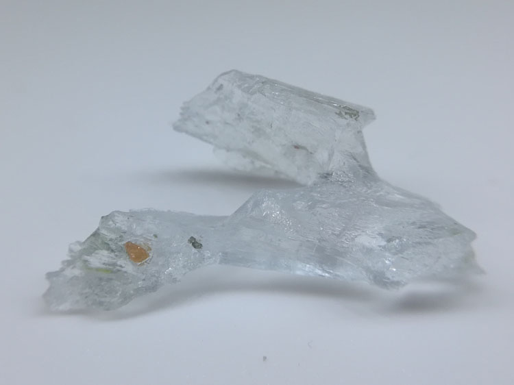 Fujian new Topaz crystal gem stone ore mineral samples of raw materials shaped like natural dissolut,Topaz