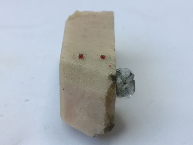 New crystals of feldspar and fluorite and Spessartite garnet from Fujian,Feldspar,Fluorite,Garnet